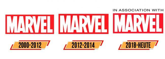 Marvel Logo Geschichte