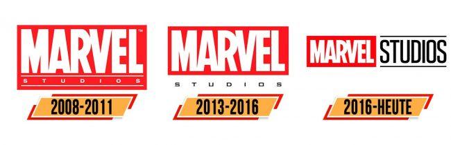 Marvel Studios Logo Geschichte