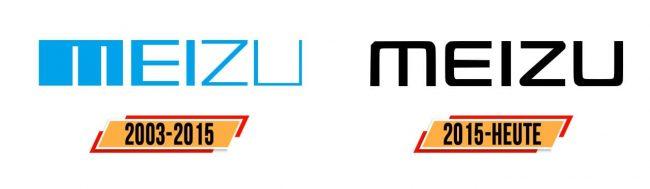 Meizu Logo Geschichte
