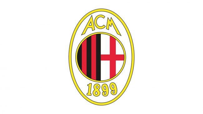 Milan Logo 1975-1979