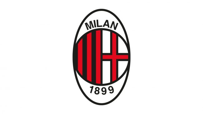 Milan Logo 1987-1994