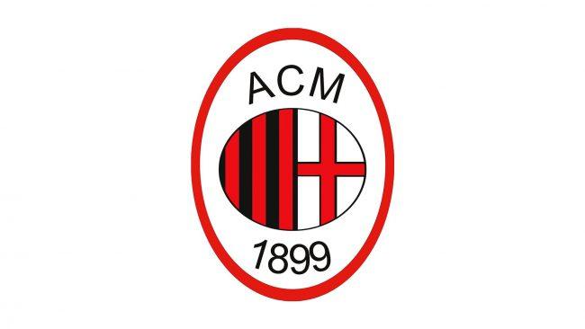 Milan Logo 1994-1995