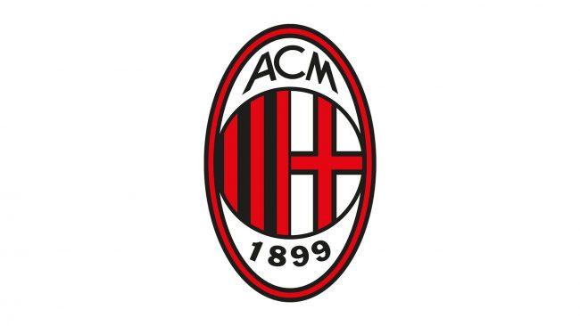 Milan Logo 1997-1998