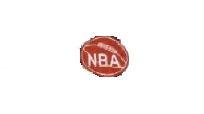 National Basketball Association Logo 1953-1962