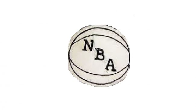 National Basketball Association Logo 1962-1969