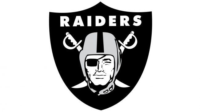 Oakland Raiders Logo 1964-1981