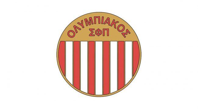Olympiacos Logo 1959-1973