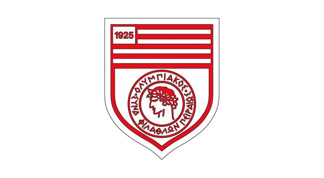 Olympiacos Logo 1973-1980