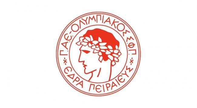 Olympiacos Logo 1980-1985