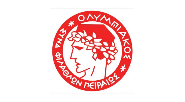 Olympiacos Logo 1985-1987