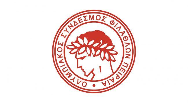 Olympiacos Logo 1992-1995