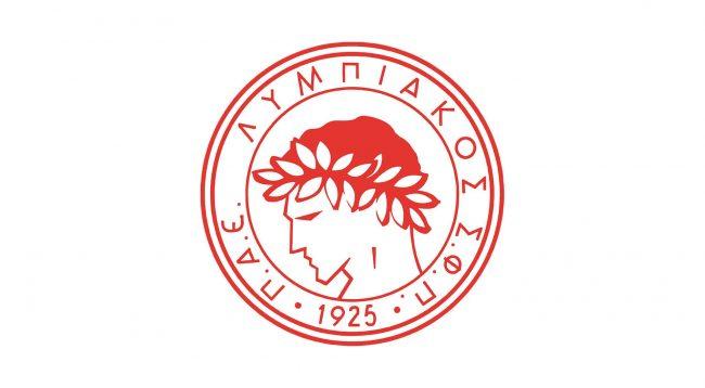 Olympiacos Logo 1995-2001