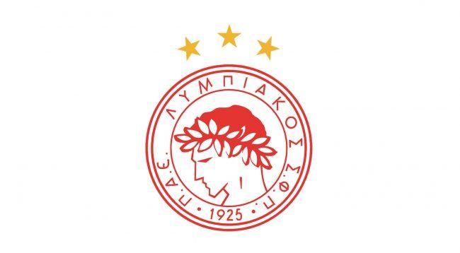 Olympiacos Logo 2001-2003
