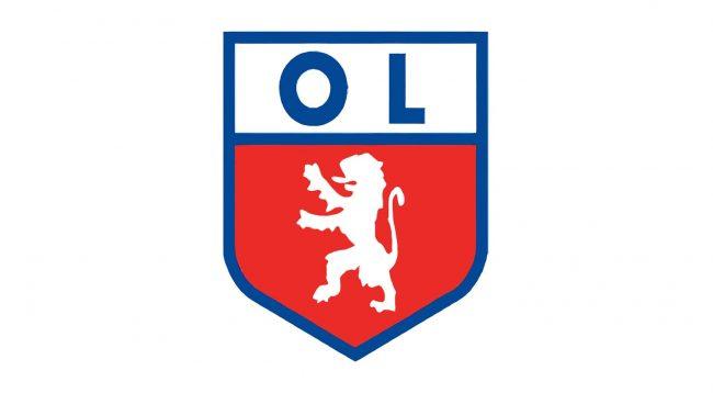 Olympique Lyonnais Logo 1950-1957