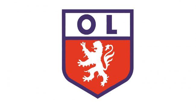 Olympique Lyonnais Logo 1957-1965