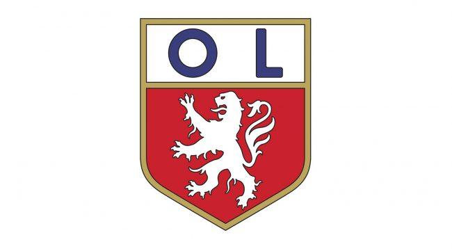 Olympique Lyonnais Logo 1965-1974