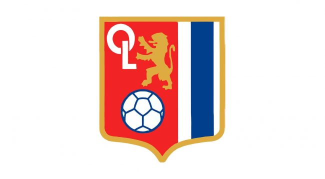 Olympique Lyonnais Logo 1974-1976