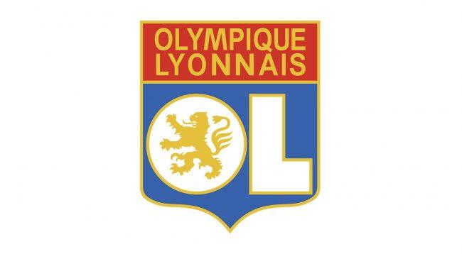 Olympique Lyonnais Logo 1996-2000