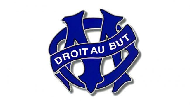 Olympique de Marseille Logo 1987-1988