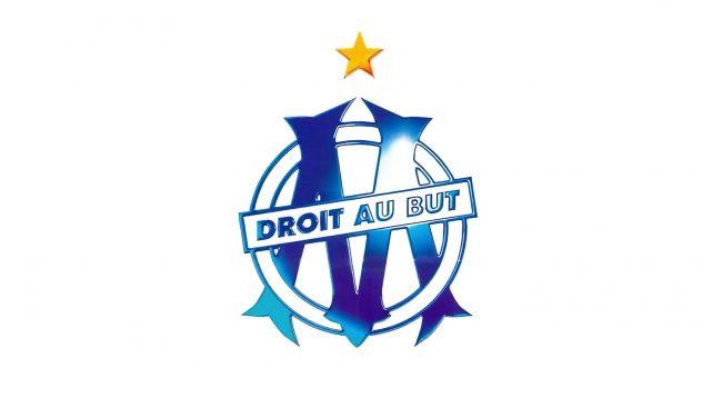 Olympique de Marseille Logo 1993-1999