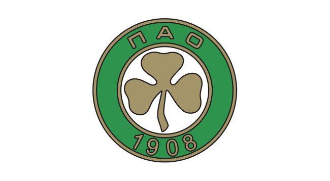 Panathinaikos Logo 1930-1959
