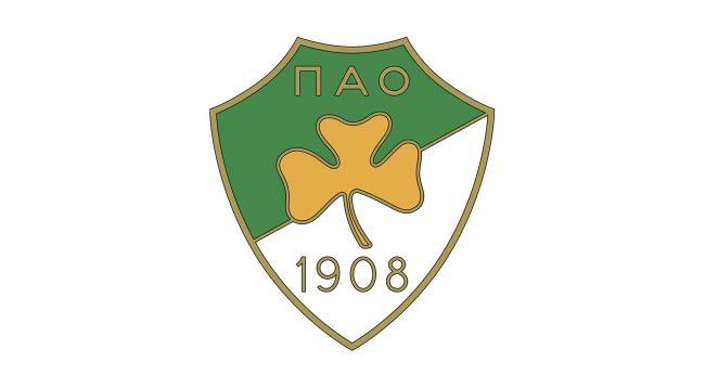 Panathinaikos Logo 1960-1969