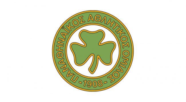 Panathinaikos Logo 1975-1984