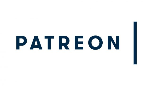 Patreon Logo 2017-heute