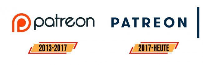 Patreon Logo Geschichte