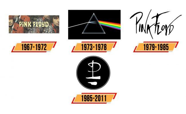 Pink Floyd Logo Geschichte