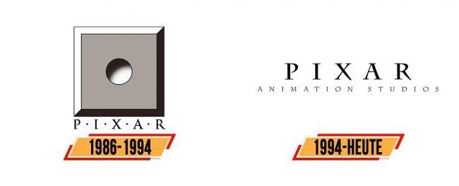 Pixar Animation Studios Logo Geschichte