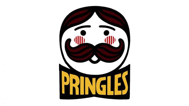 Pringles Logo 1986-1996