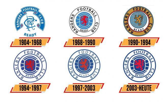 Rangers Logo Geschichte