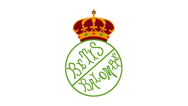 Real Betis Logo 1919-1922