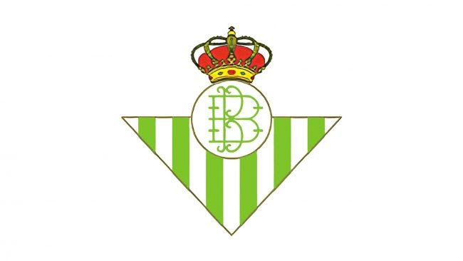 Real Betis Logo 1972-1982