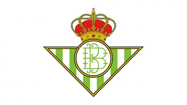 Real Betis Logo 1982-1994