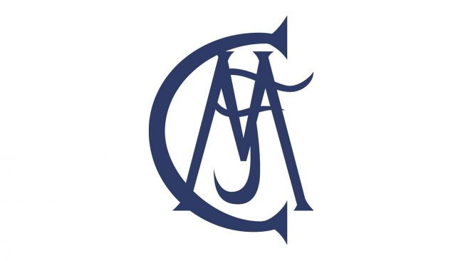 Real Madrid Logo 1902-1908