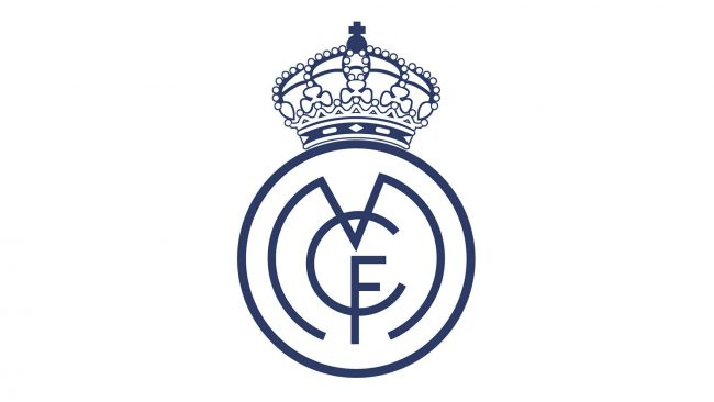 Real Madrid Logo 1920-1931