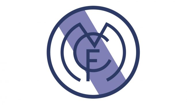 Real Madrid Logo 1931-1941
