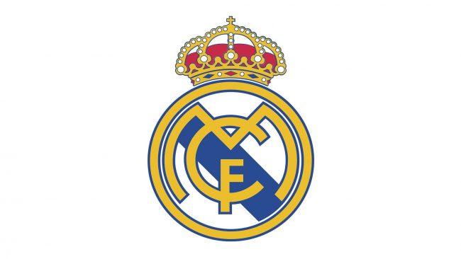 Real Madrid Logo 2001-heute