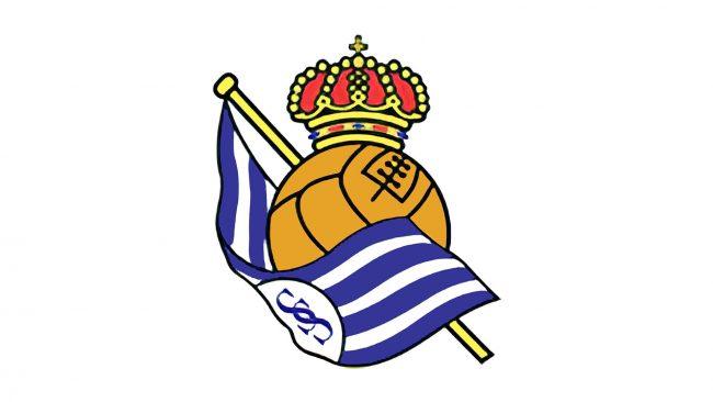 Real Sociedad Logo 1910-1923