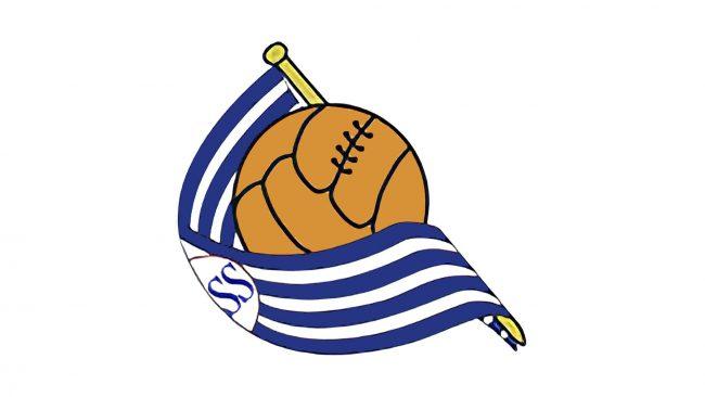 Real Sociedad Logo 1933-1940