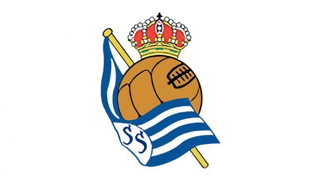 Real Sociedad Logo 1940-1942