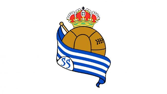 Real Sociedad Logo 1942 - 1958