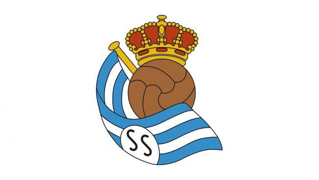 Real Sociedad Logo 1960-1970