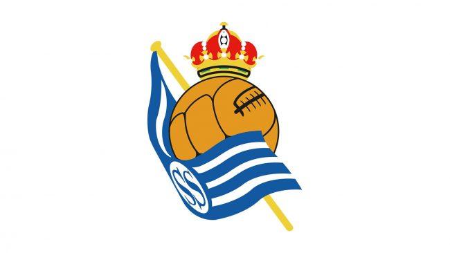 Real Sociedad Logo 1980-1997