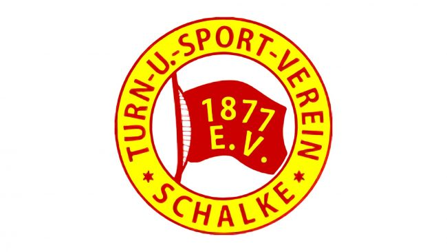 Schalke 04 Logo 1919-1924
