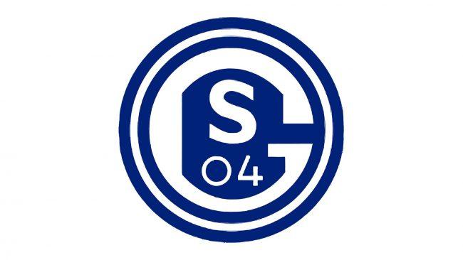 Schalke 04 Logo 1958-1963
