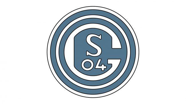 Schalke 04 Logo 1963-1965