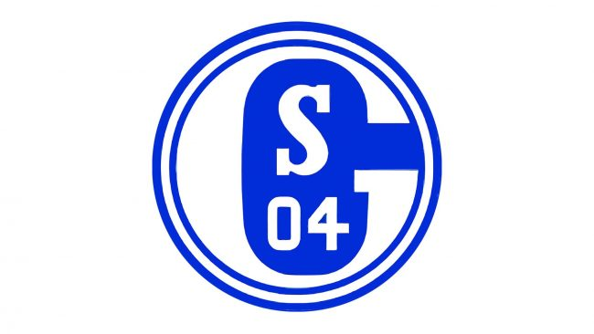 Schalke 04 Logo 1965-1968